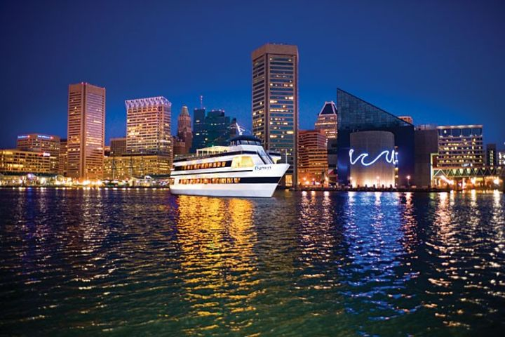 Inner Harbor Happy Hour Sightseeing Cruise  image