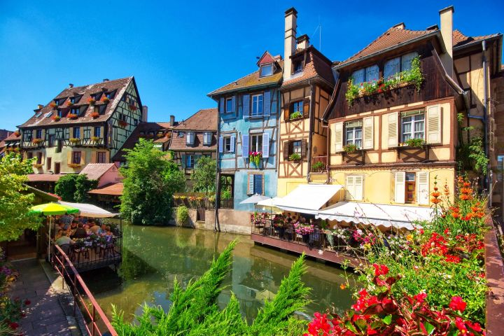 Colmar Visit and Alsace Wines Full Day Trip from Strasbourg (Private) image