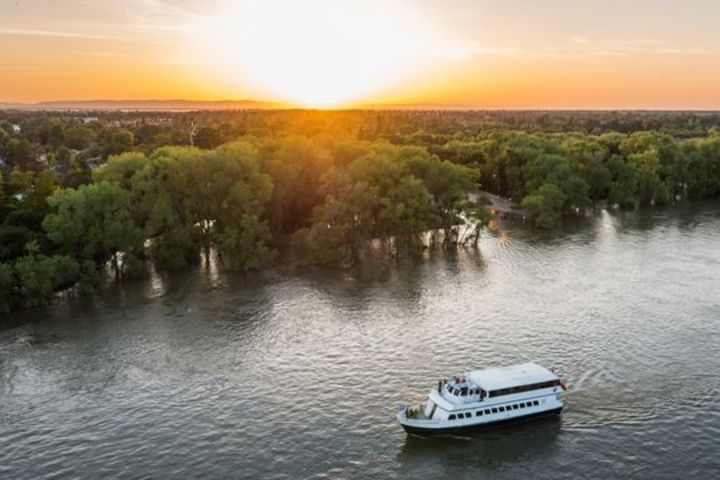 Sacramento Alive After Five Cocktail Cruise  image