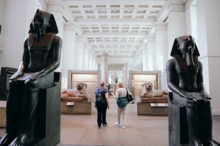 British Museum VIP Private Access - Alone with the Rosetta Stone image