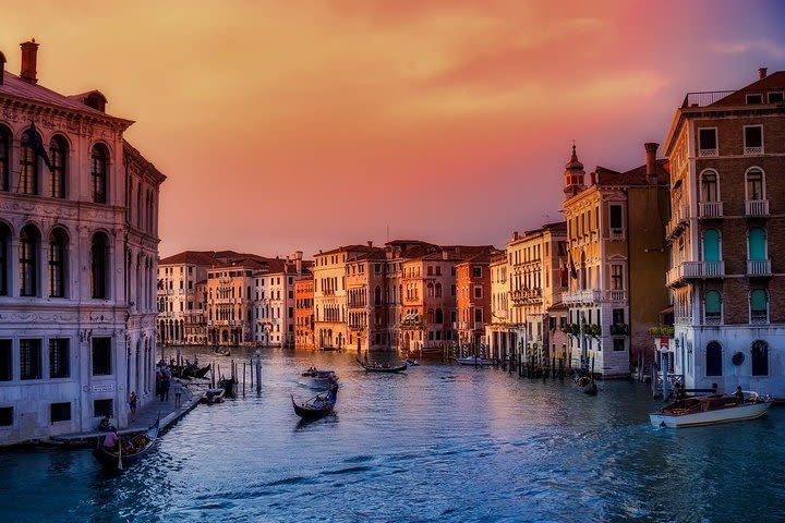 Full-Day Venice and Verona Tour from Milan image