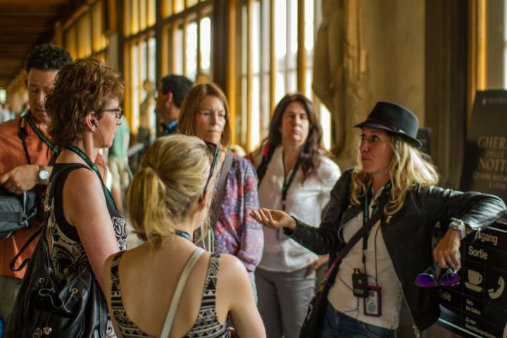 Express Florence Highlights with Uffizi & Accademia Tickets image