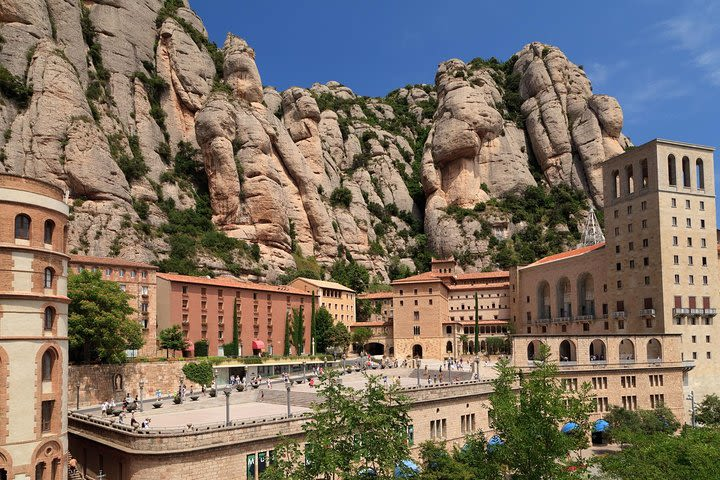 Morning Access to Montserrat Monastery from Barcelona image