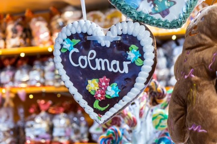 Villages of Alsace Christmas Markets Private Day Trip from Strasbourg (Private) image