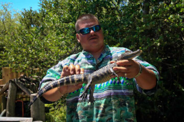 Private Miami Everglades Expedition (Jeep Excursion and Airboat Ride) image