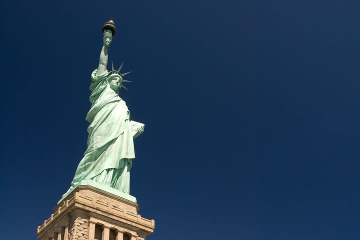 Statue of Liberty Tour with Pedestal Access plus Ellis Island image