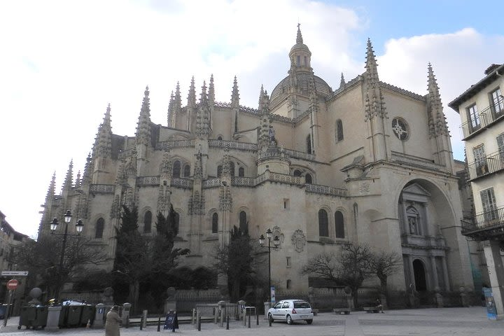 Avila, Segovia and El Escorial Day Tour from Madrid image