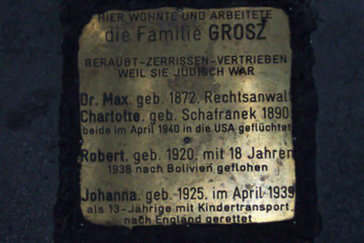 Remembering World War II: Private Walking Memorial Tour of Berlin image