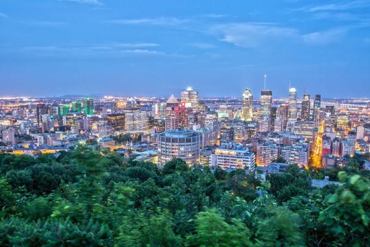Scenic Montreal Night Tour image