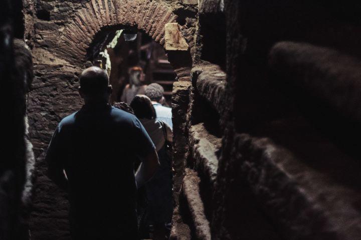 Crypts, Bones & Catacombs - Underground Tour with Roman Aqueducts image