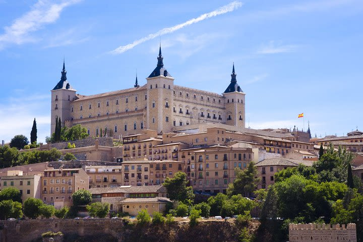Toledo and Segovia Private Tour with Pick-up from Madrid image
