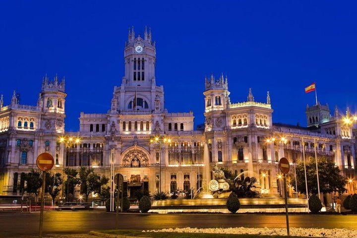 Madrid at Night Private Walking Tour image
