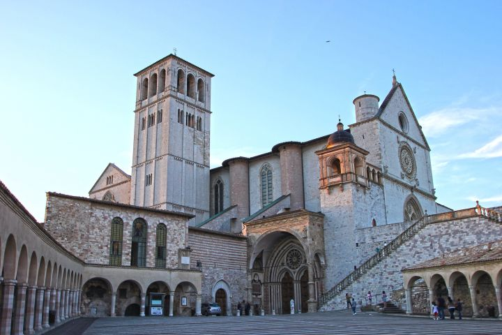 Private Walking Tour of Assisi: In the Footsteps of St. Francis image