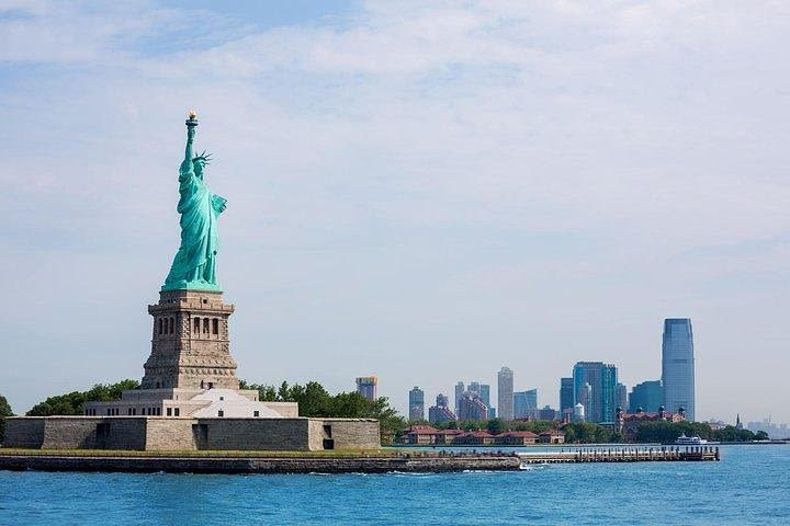 From Staten Island: Statue of Liberty Tour with Pedestal Access and Ellis Island image