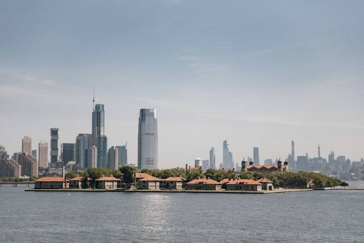 Statue of Liberty, Ellis Island & 9/11 Tour with Priority One World Observatory Tickets image