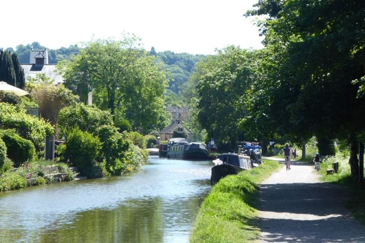 Highlights from Bath's Canal Walk: A Self-Guided Audio Tour image