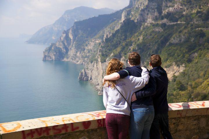 Pompeii Tour from Rome with Amalfi Coast Drive image