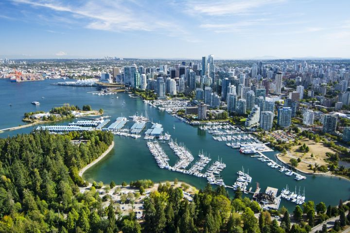 Small-Group Best of Vancouver City Tour image