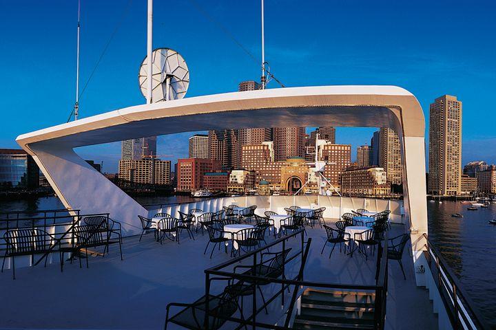 Boston Odyssey Dinner Cruise image