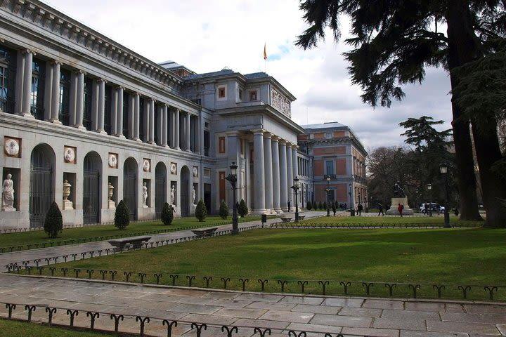 Museo del Prado with Reina Sofia Museum image