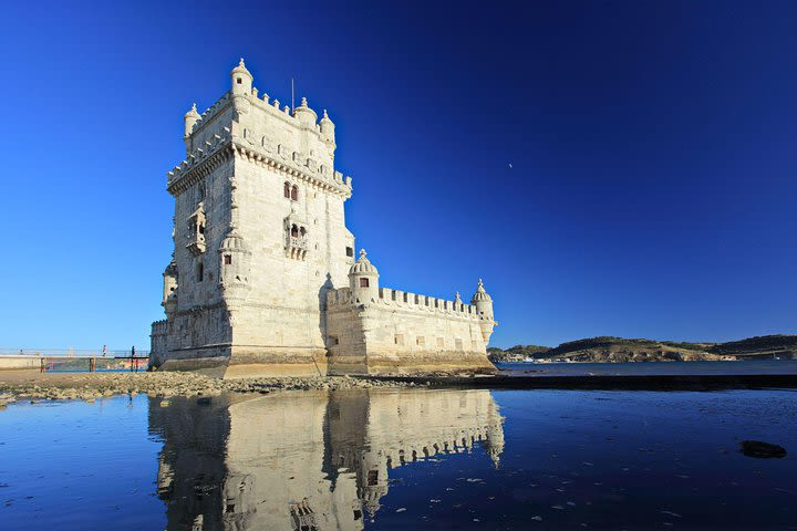 Lisbon in One Day Full Day Private tour from Madrid image