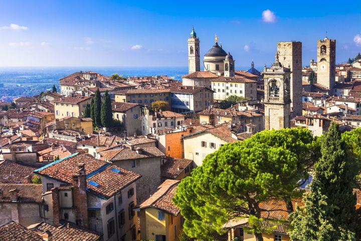 Bergamo Città Bassa: Lower Town Private Walking Tour image