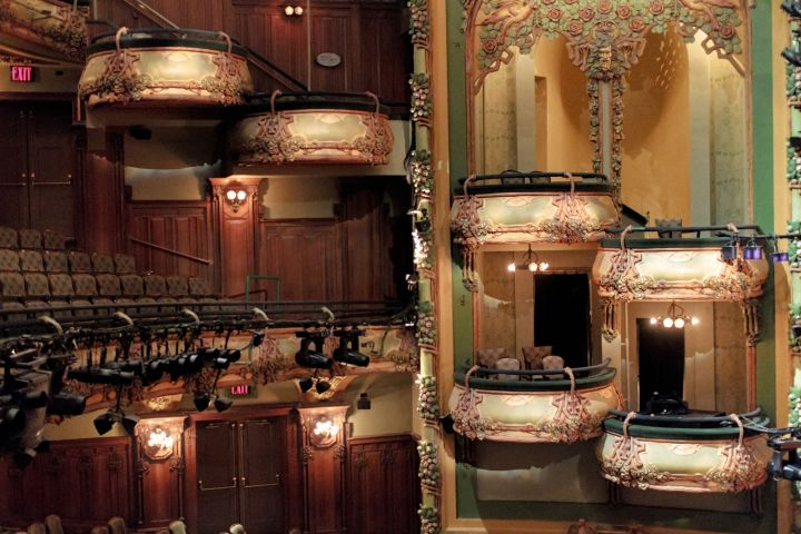 Exclusive Disney on Broadway Tour: Behind the Magic at the New Amsterdam Theatre image