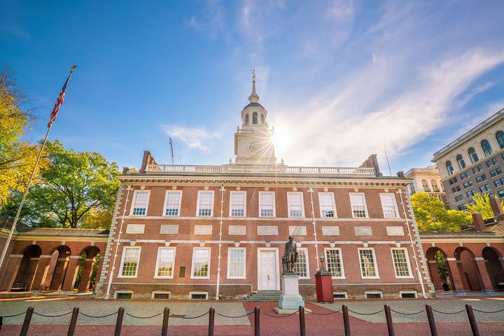 Private Tour to Washington & Philadelphia from New York image