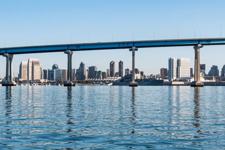 San Diego One Hour Harbor Cruise  image