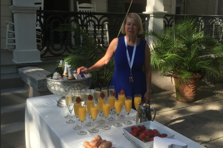 Champagne/Mimosas Sunday Brunch at the Degas House image