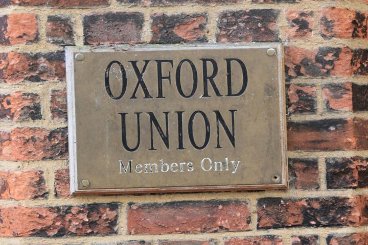 Oxford Private Tour: With a Former Oxford Union President image