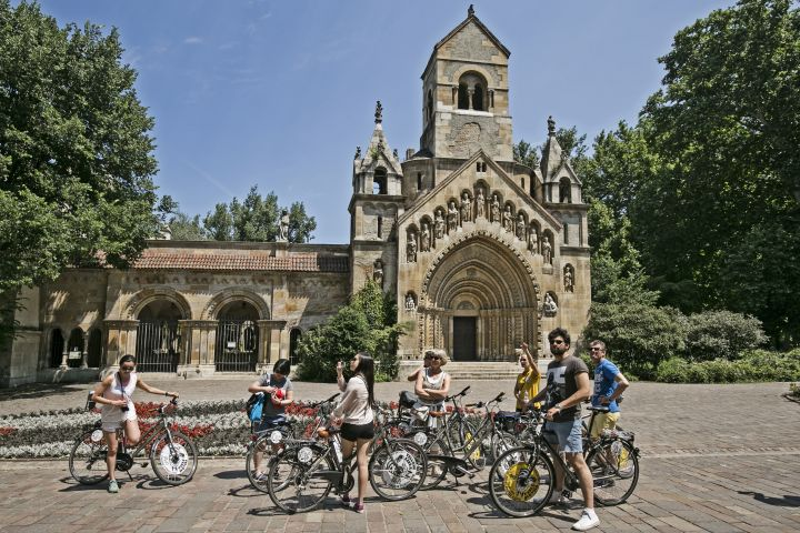 Budapest Highlights Bike Tour with Cafe Stop #105241 image