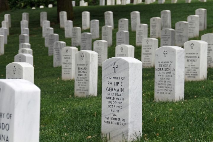 Private Walking Tour of Arlington National Cemetery image