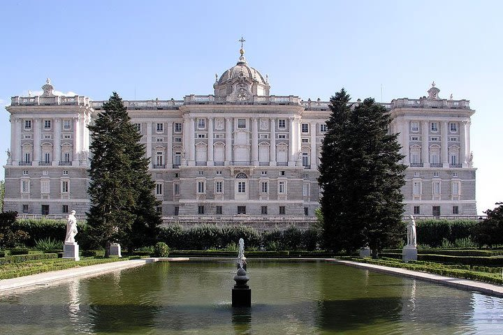 Royal Palace Madrid Afternoon Guided Tour image