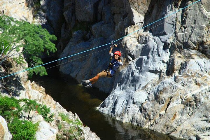 Outdoor and Zipline Adventure from Los Cabos image