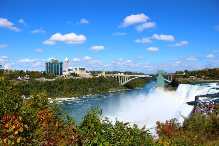 Niagara Falls NY Walking Tour with Optional Maid of the Mist Add-on image
