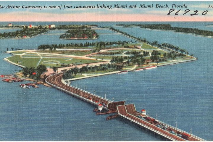 Scenic Drive of South Beach and Miami's Iconic Causeways image