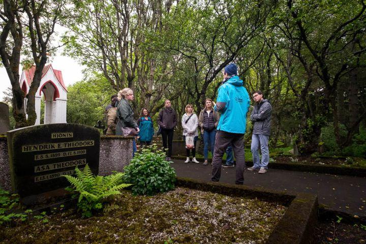 Private Reykjavik Folklore Walking Tour image