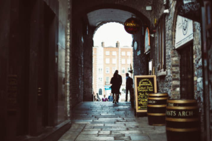 Essentially Irish: Private Walking Dublin Pub Tour (including drinks) image