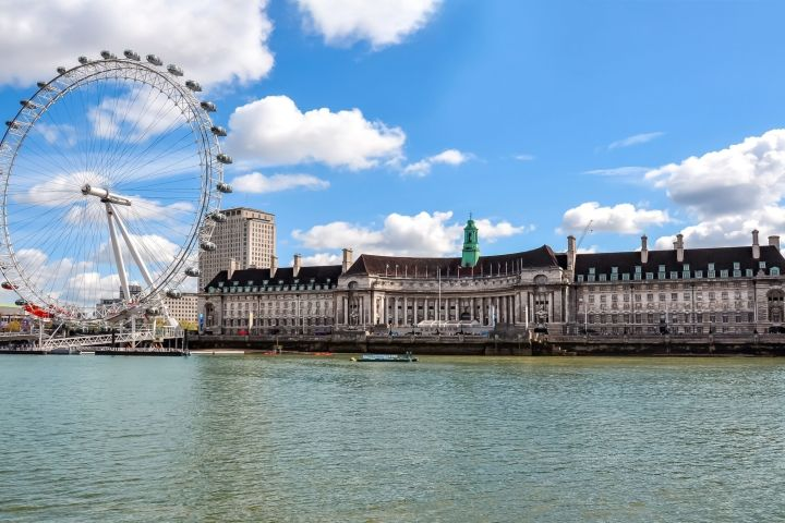 London's Private Full Day Highlights incl London Eye Tickets image