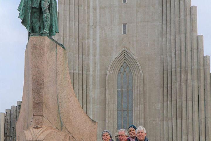 Private Reykjavik Walking Tour - Walk With a Viking image