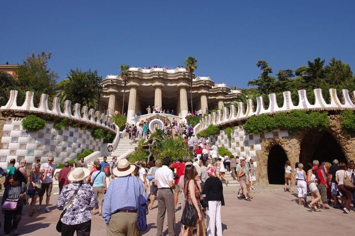 Fast Track Access to Park Guell image