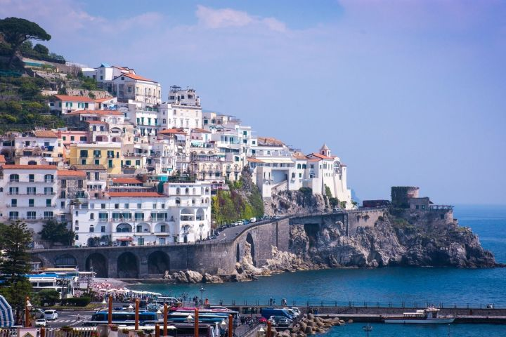 Day Trip From Rome: Sorrento and Amalfi Coast (Private Tour) image