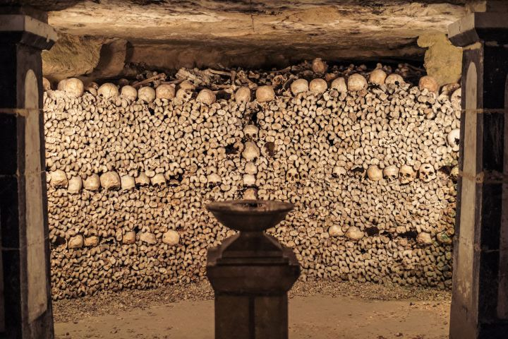 Skip the Line Paris Catacombs Tour with Special Access image