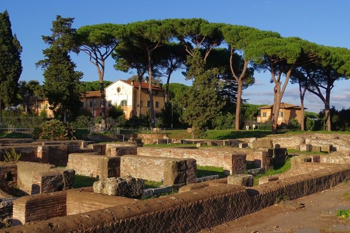 Ostia Antica: The Lesser-Known Roman Town (Private Tour) image