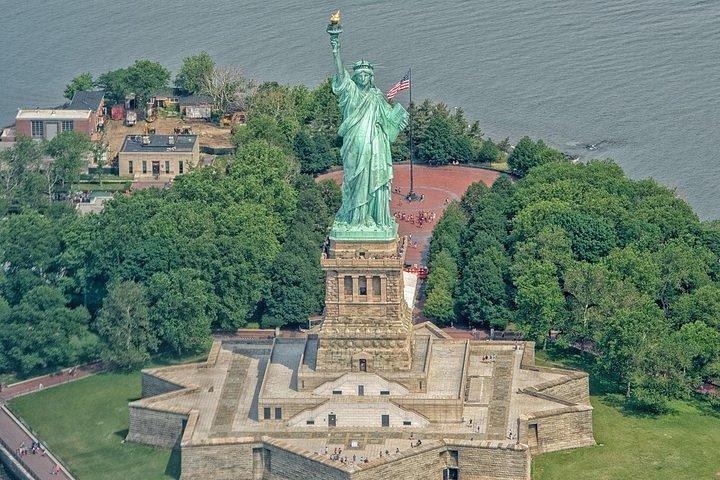 Statue of Liberty Tour with Pedestal Access plus Ellis Island image