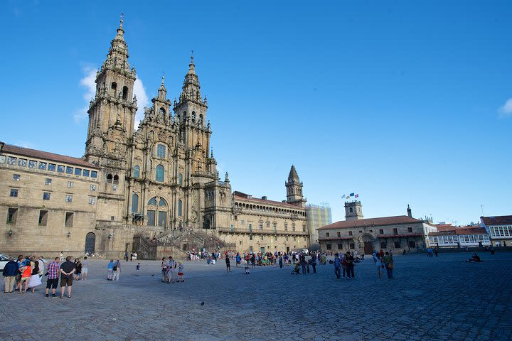Santiago de Compostela Full Day Private Tour from Madrid image