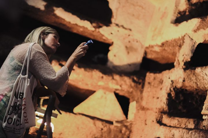 Crypts, Bones & Catacombs: An Underground Tour of Rome image