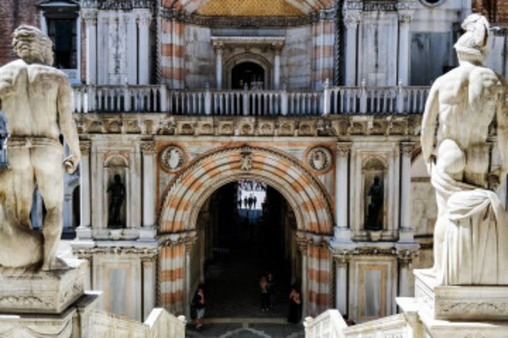Private Walking Tour of the Doge's Palace inc Tickets image