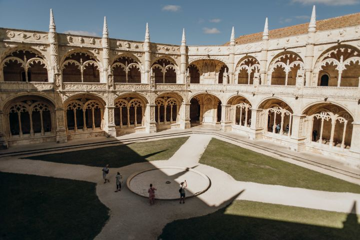 Best of Belem: Guided Tour with Jerónimos Monastery & Lisbon River Cruise image